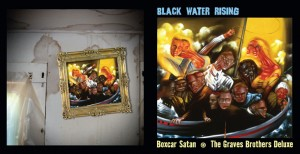 Black Water Rising - Booklet Exterior