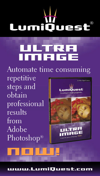 LumiQuest Ultra Image Poster