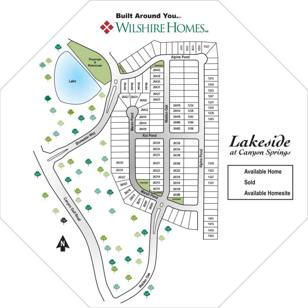Lakeside-Table-Map