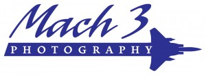 Mach 3 Photography Logo