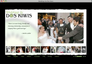 Weddings By Dos Kiwis