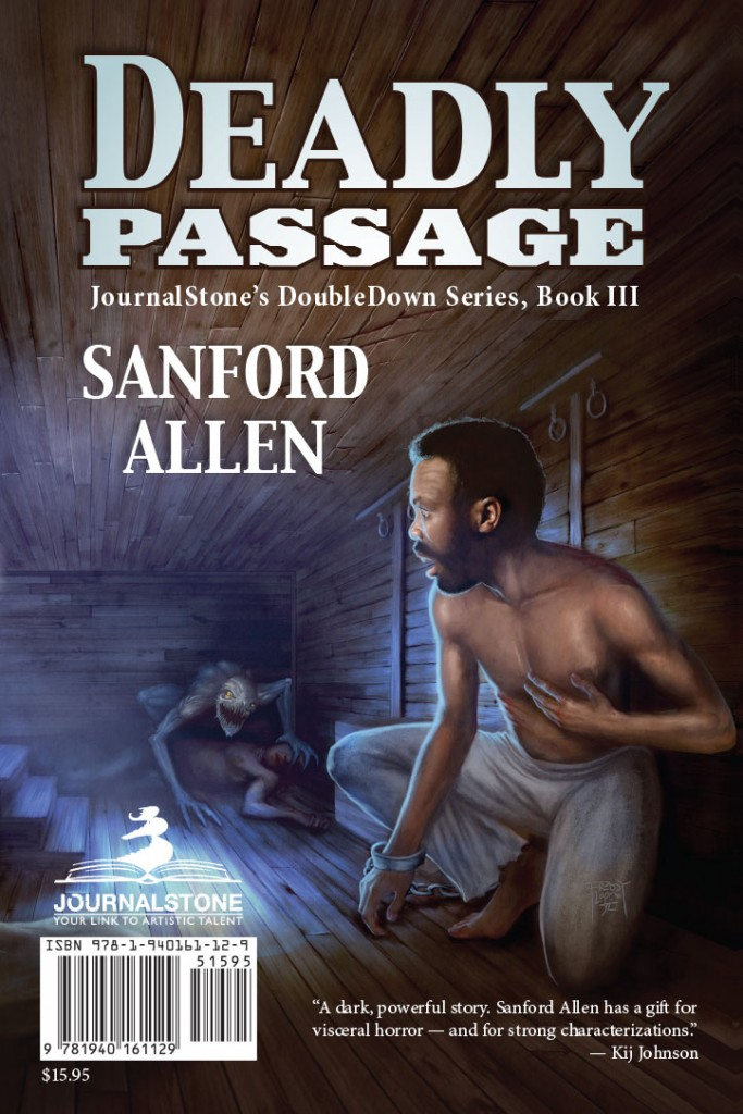Sanford Allen - Deadly Passage