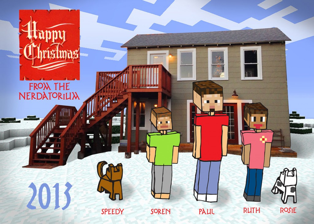 Christmas Card 2013 (front)