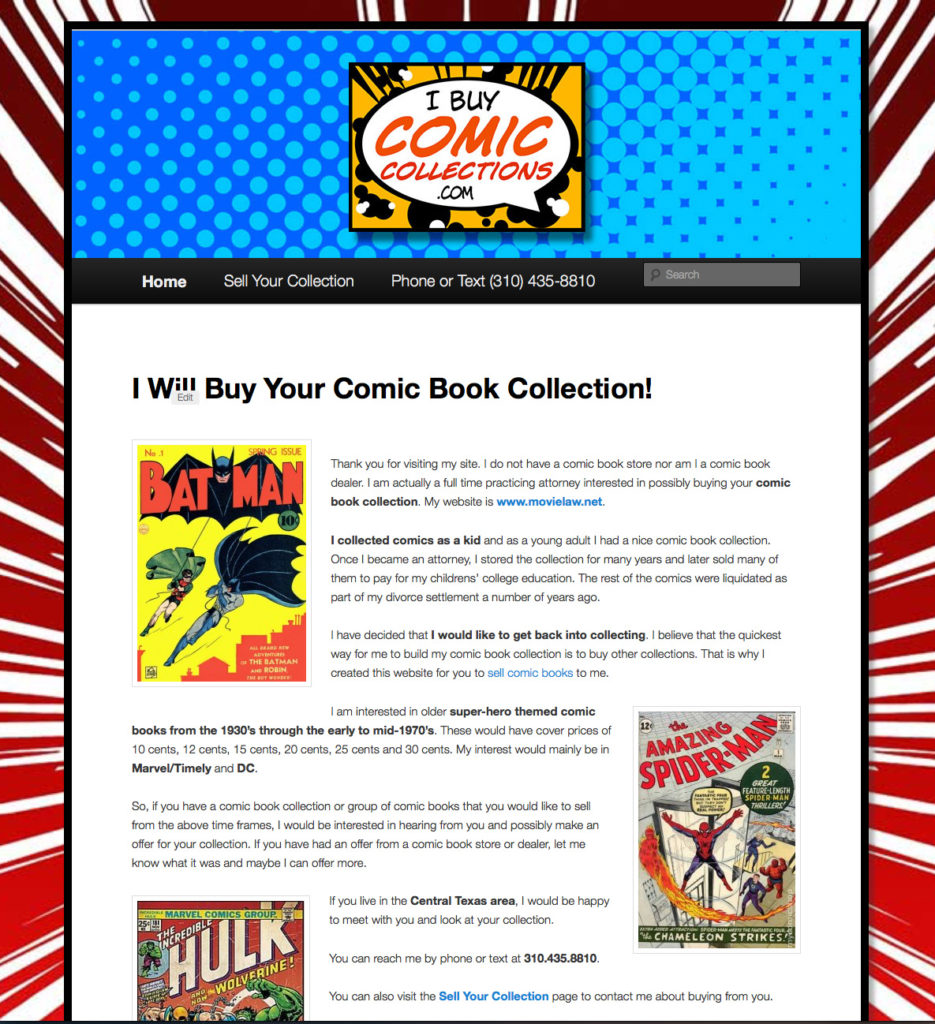 ibuycomiccollections